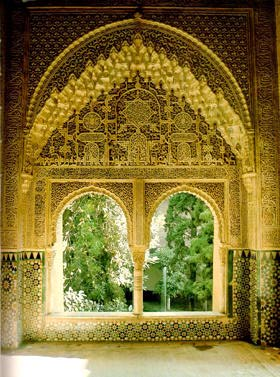 Alhamra Mosque - Muslim Andalusia, Spain